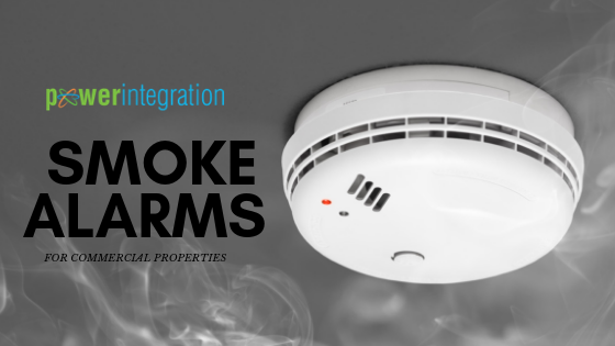 Smoke Alarms for Commercial Properties